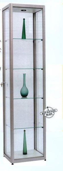 vivicum glasvitrine factory 100 abschlie bar g nstig kaufen. Black Bedroom Furniture Sets. Home Design Ideas