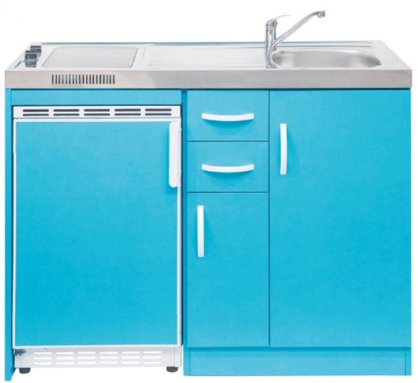 Vivicum - Miniküche mit Kühlschrank und Schubladen, 120 cm günstig ...