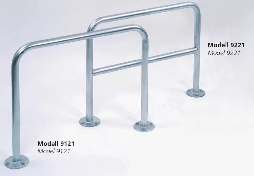 Fahrradst/änder Fahrrad Anlehnb/ügel 9220-1200mm