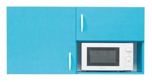 Miniküche 120 Cm Breit Mit Kühlschrank : Vivicum küchen wandschrank 100 120 cm 2 drehtüren fach für